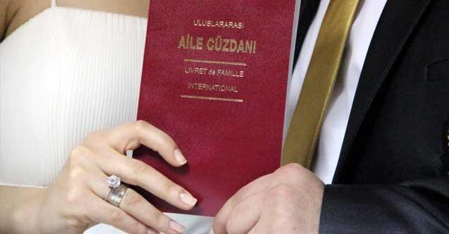 Rakamlarla Türkiye'de evlenme ve boşanma