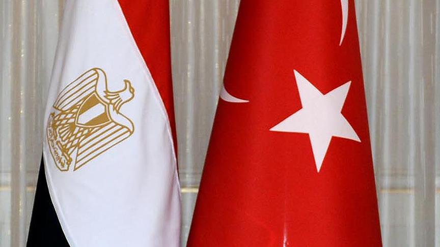 Mevlüt Çavuşoğlu, Samih Şukri ile görüştü.