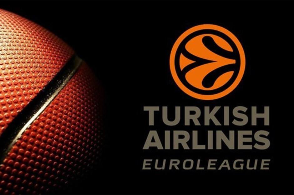 THY Euroleague'de Anadolu Efes ve Fenerbahçe Beko'nun play-off'taki rakipleri belli oldu