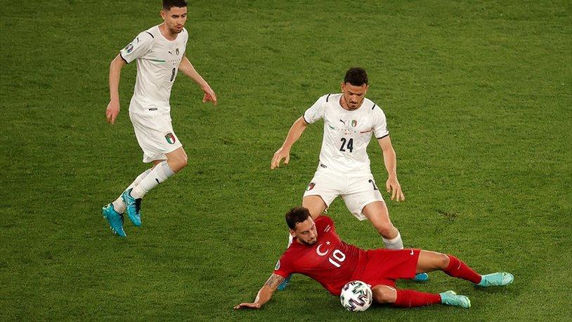 Kötü başlangıç. İtalya: 3 Türkiye: 0