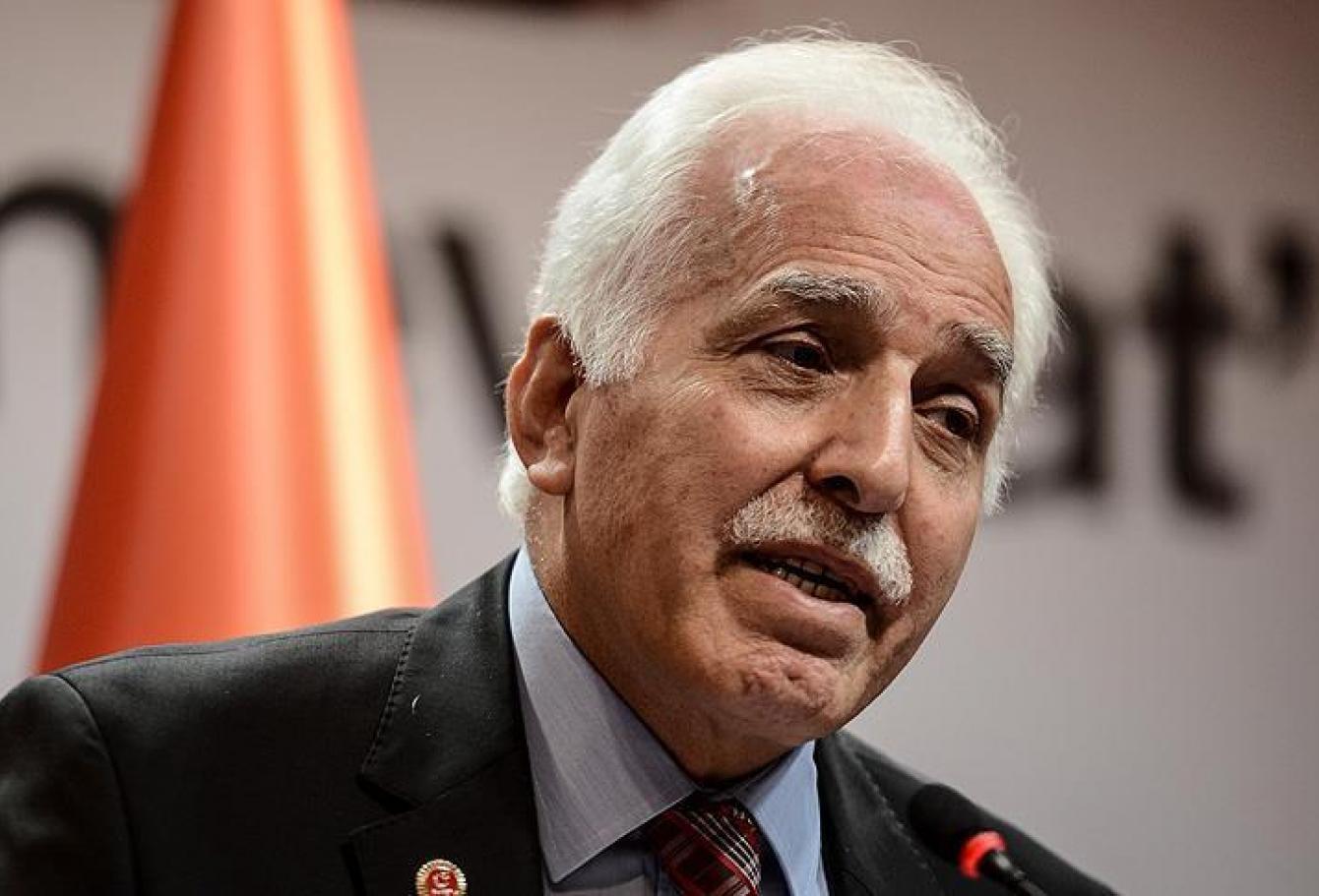 """Mustafa Kamalak ; """"Bu, ülke için felaket olur"""""""