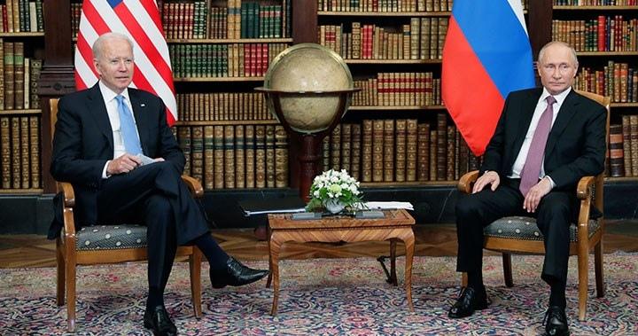 Putin – Biden zirvesi tamamlandı.