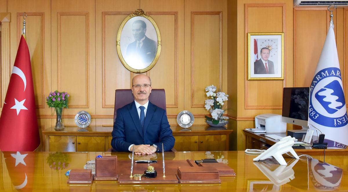 Gerçekleşti. YÖK Başkanlığına Marmara Üniversitesi Rektörü Rektör Prof. Dr. Erol ÖZVAR atandı