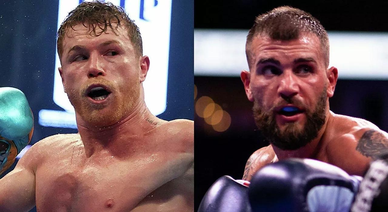 İki boksörün maç öncesi 'maçı'!
