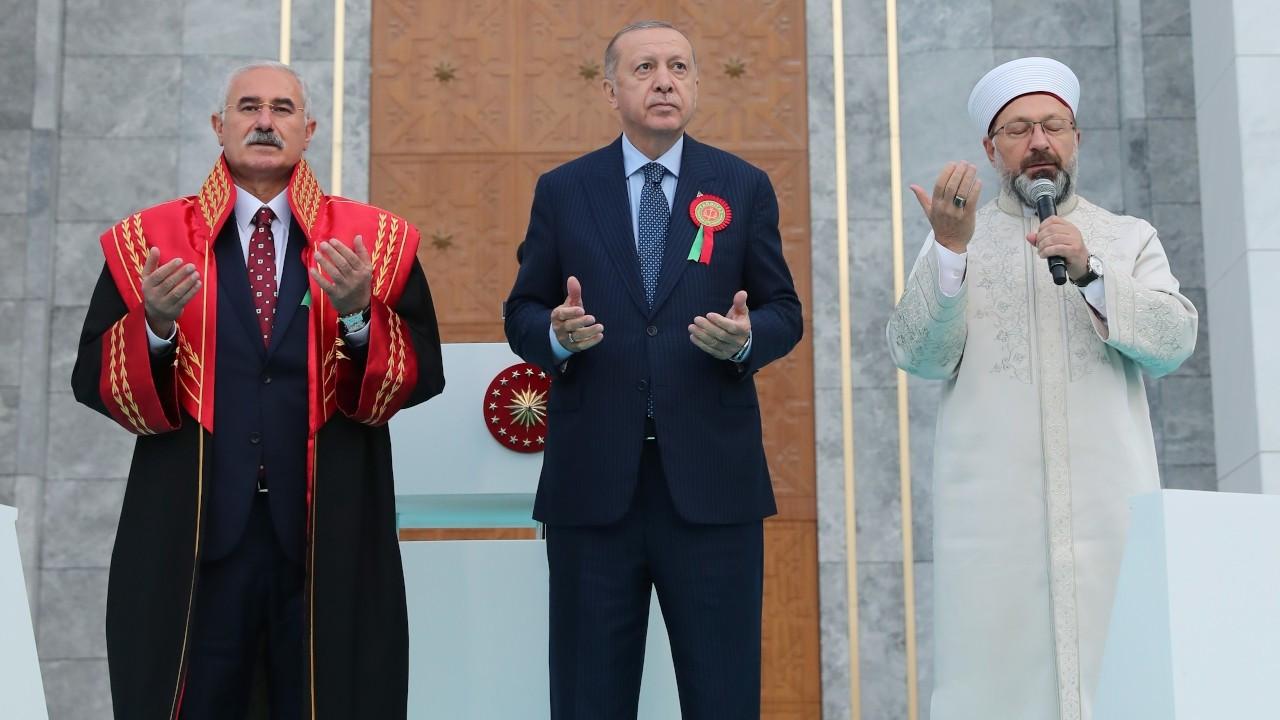 Reuters: Ali Erbaş siyaset sahnesinde başrolde