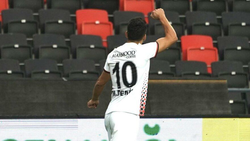 Süper Lig tarihinin en erken golü: Muhammet Demir tarihe geçti
