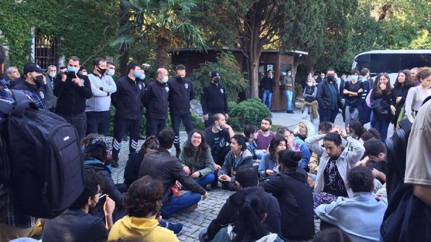 Boğaziçili 45 öğrenciden 42'si serbest bırakıldı